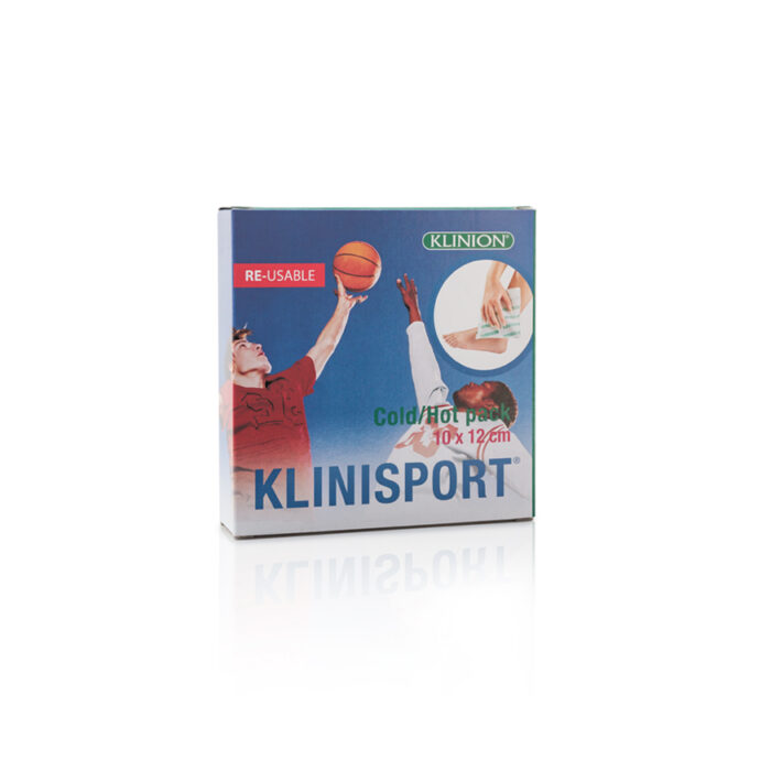 KLINION KOOMPRESA 10X12CM S TOP-HLAD