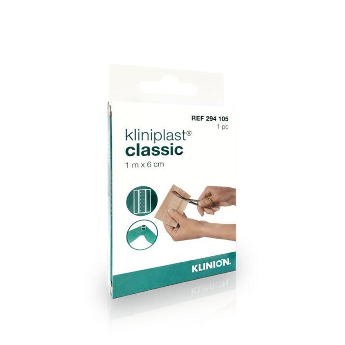 KLINIPLAST FLASTER CLASSIC 1MX6CM