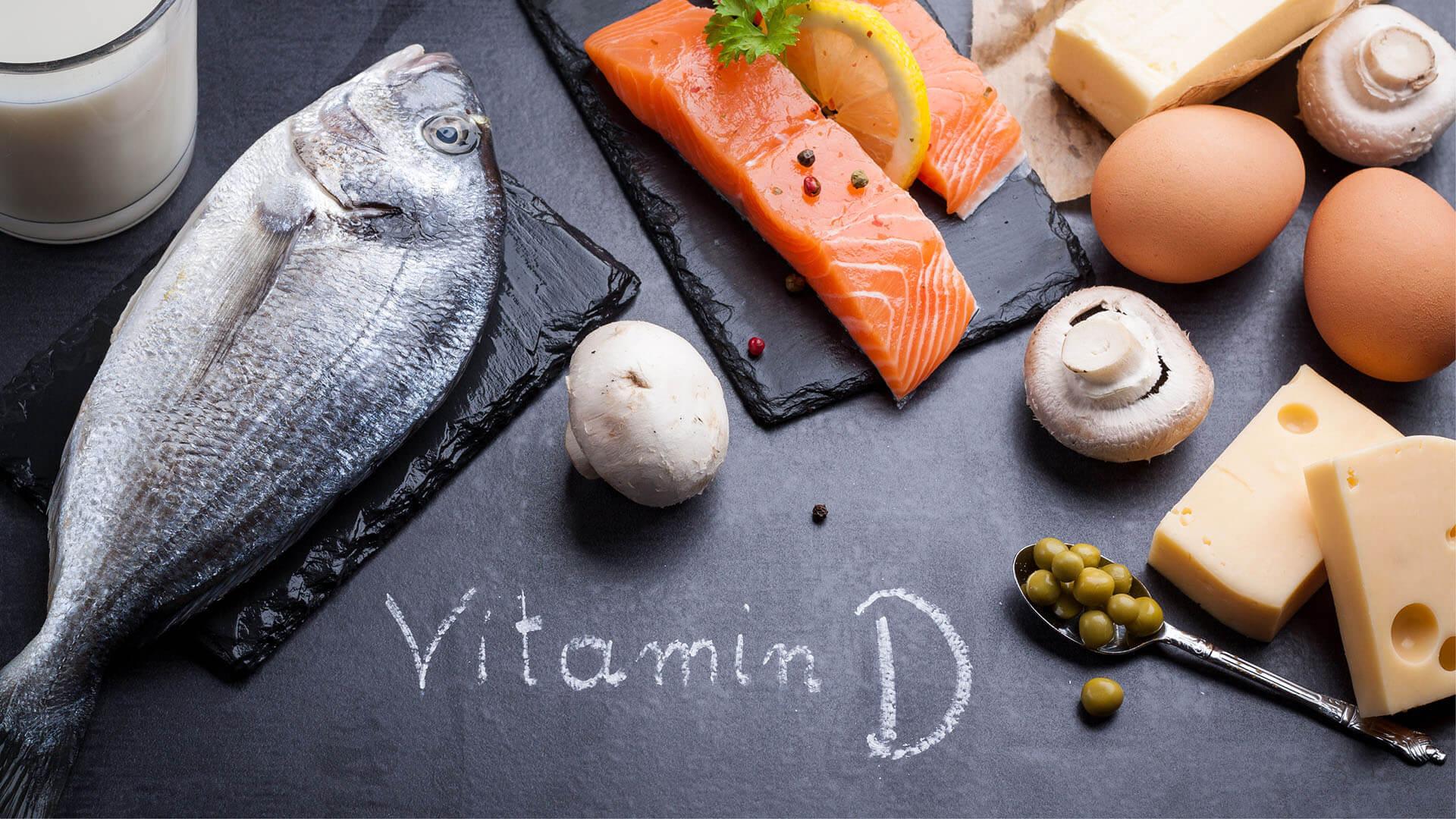 Prehrambene namirnice bogate vitaminom D