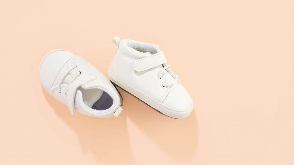 Dječje cipelice. cipelice za novorođenče