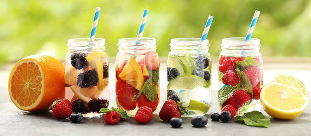 Voda s voćem
