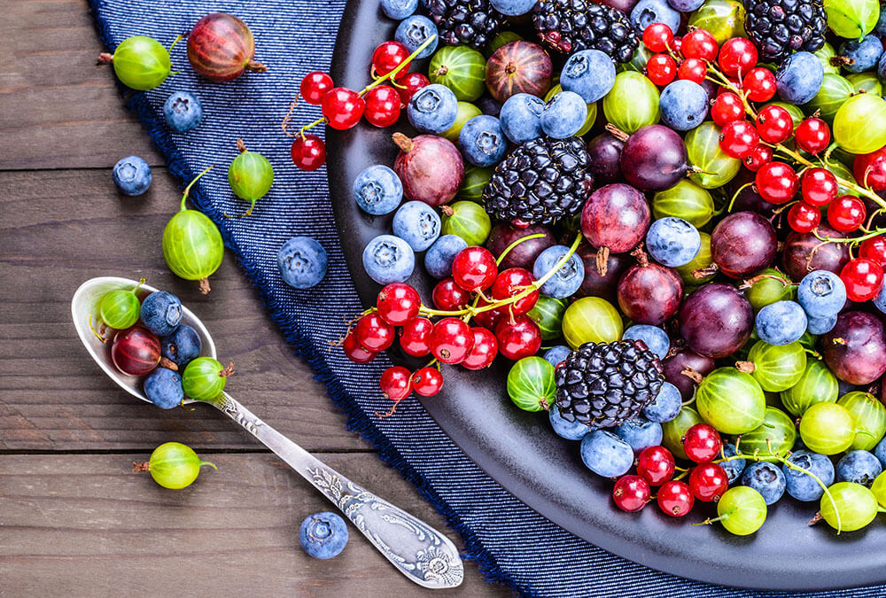 Zdrava prehrana za ljeto.